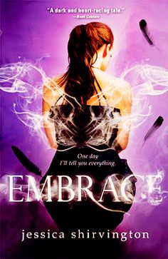 Embrace is a gripping emotionally intense blend of fantasy and paranormal. Shirvington's twist on angel mythology is cleverly unique and full of originality, that sets it apart from most young adult angel-based books adorning the shelves today.