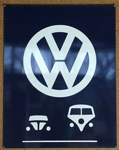 Discover recipes, home ideas, style inspiration and other ideas to try. Vw T1, Volkswagen Logo, Combi Wv, Vw Logo, T6 California, Vw Vintage, Vw Cars, Love Bugs, Vw Camper
