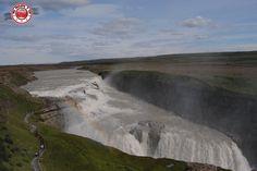 Catarata Gullfoss #Iceland
