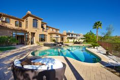 Magnificent outdoors with spectacular views of the Grand Del Mar golf course. This magnificent home is on one of the premier lots within this 134 custom Home Site at the exclusive Meadows Del Mar Community.