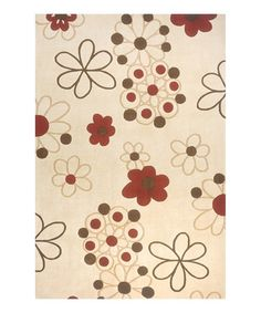 Take a look at this Cassidy Wool Rug by Momeni Rugs on #zulily today!