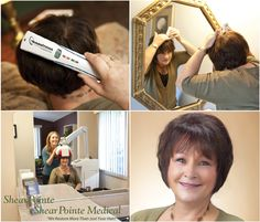 Laser Hair Loss Treatment: Is It Safe? Laser Hair Therapy, Before After Photo, Hair Loss Treatment, Your Hair, Medical, Photos, Fashion, Moda, Pictures