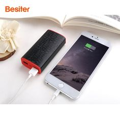 Besiter 6000mah Power Bank Portable for Smart Phones Battery Cell Charger Dual USB Port External Battery Pack for xiaomi     Tag a friend who would love this!     FREE Shipping Worldwide     {Get it here ---> http://swixelectronics.com/product/besiter-6000mah-power-bank-portable-for-smart-phones-battery-cell-charger-dual-usb-port-external-battery-pack-for-xiaomi/ | Buy one here---> WWW.swixelectronics.com