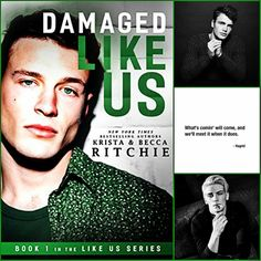 Damaged Like Us by Krista and Becca Ritchie