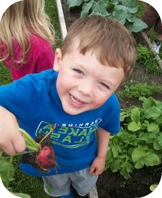 Planting the Seeds for Healthy Kids Active Early Healthy Bites Blog