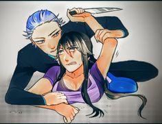 Saikou vs Ryoba Aishi