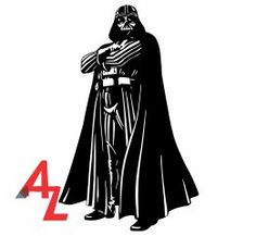 Adesivo - Darth Vader