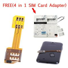 wholesale 4 in 1 SIM Card Adapter + Dual SIM Card Adapter for Samsung Galaxy Note 3 Note 2 Samsung Galaxy S5, Cheap Mobile, 4 In 1, Note, Dual Sim, Shopping Sites, Sims, Cards, Mantle