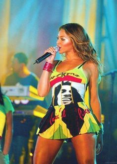 Mrs carter Beyonce
