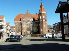 Centrum mMasta - Brønderslev, Dänemark