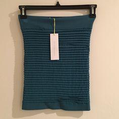 {25% off Sale} BCBG Bandage Skirt/Top Blue/Green ✨BCBG Bandage Skirt/Top in Blue/Green✨ BCBGeneration Skirts Mini