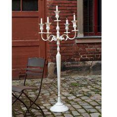 Kerzenständer Bredoule aus Aluminium