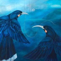 Original art, limited edition and open edition art prints by emerging and established New Zealand and international artists. Street Art, New Zealand Art, Nz Art, Maori Art, Silk Art, Together Forever, International Artist, Illustrations, Artist Painting