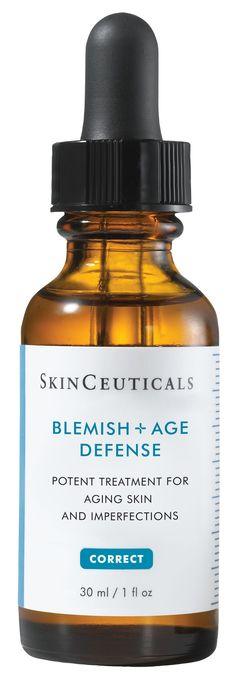 a melhor escolha_BLEMISH AGE DEFENSE SkinCeuticals