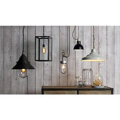 Buy Davey Lighting Factory Ceiling Light Putty Online At Johnlewis