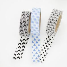 triangle washi tape #washitape #washi