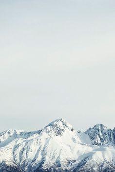 Mountain tips
