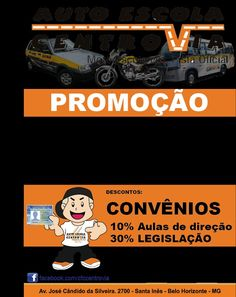 Cartaz d promoção  centro via