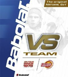 Babolat VS Team BT7 17G Tennis String by Babolat. $46.95. The newest protective coating improves the ever popular king of natural guts making Babolat VS Team BT7 one of the most sought after strings around Improving on the previous Thermogut coating the new BT7 treatment claims to increase longevity by up to 15 increase durability by 25 and improve the resistance to humidity by nearly 60 In addition to the new coating Our testers found that the improved coatin...