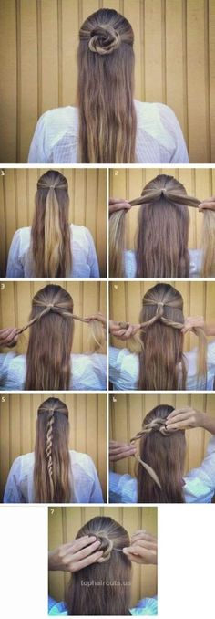 Casual Hair Style for Summer Time_fashion and beauty for daniel and catarina wedding, braids finished off in this bun  http://www.tophaircuts.us/2017/05/07/casual-hair-style-for-summer-time_fashion-and-beauty/