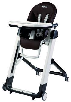 Chaise haute Siesta de Peg Pérégo.