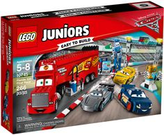 LEGO Juniors - Florida 500 Final Race (10745)