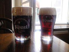 Kozel, Cesky Krumlov Czech Republic Drink Beer, Czech Republic, Tableware, Places, Dinnerware, Tablewares, Dishes, Bohemia, Place Settings