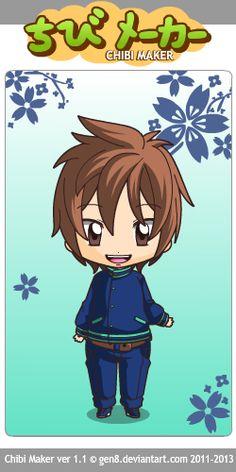 Chibi Ryuunosuke