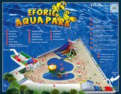 Eforie Aqua Park, primul parc acvatic din sudul litoralului românesc, ne aşteaptă cu noutăţi în 2016! Aqua, Park, Water