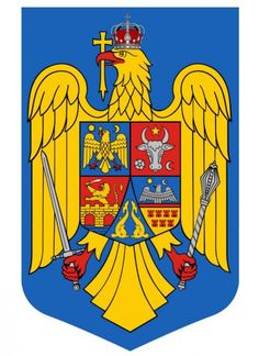 Romania Coat Of Arms Car Bumper Sticker Decal Aquaponics Plants, Car Bumper Stickers, Fade Color, Black Sea, How To Treat Acne, Some People, Dark Spots, Coat Of Arms, Folklore