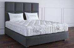 Vispring Kingsbridge Divan Set Collection Made To Order Premium Bedding, Mattress, Vispring, Bed, Luxury Mattresses, Luxury Bedding, Divan Sets, Mattress Price, Mattress Springs