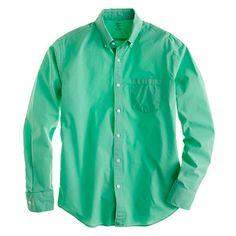 Lightweight garment-dyed shirt - vacation shop - Men's Men_Special_Shops - J.Crew