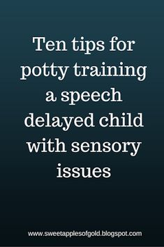 , 10 tips for potty training a speech delayed child with sensory issues. , 10 tips for potty training a speech delayed child with sensory issues. Toddler Potty Training, Toilet Training, Autistic Toddler, Toddler Learning, Sensory Disorder, Sensory Processing Disorder Toddler, Kids Potty, Speech Delay, Autism