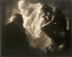 Steichen-Rodin-le penseur-1902