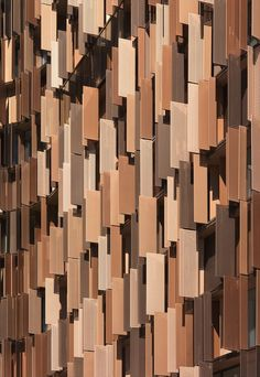 Tertiary Building U15 in Milan, Italy by Cino Zucchi Architetti.