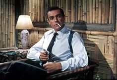 Dr. No. 1962. Great Britain. Directed by Terence Young. Image courtesy Photofest