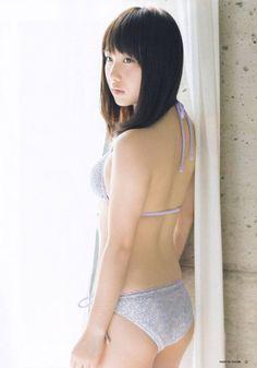 AKB48 Juri Takahashi Determination on Gravure The Television Magazine - JIPX(Japan Idol Paradise X)