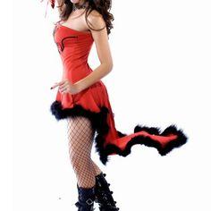 VESTIDO ROJO HALLOWEEN DIABLA SEXY QUEEN VESTIDO ROJO HALLOWEEN DIABLA SEXY QUEEN Sexy vestido Halloween de Diabla en color rojo ajustado, incluye diadema diabla para el pelo y accesorio dia...  #QUEENCOSTUME #QUEENLINGERIE