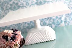 Wedding Cake Stand / 20 Cake Pedestal Stand / by TheRocheStudio
