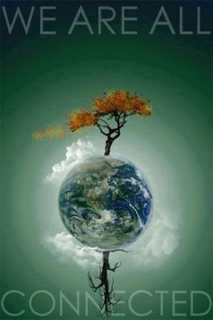 The Earth is a Sentient Living Organism - Stop Living On The Earth and Start Cohabitating With Her We Are All One, We Are All Connected, We Are The World, Meditation, Foto Poster, Les Religions, A Course In Miracles, World Peace, Our Planet