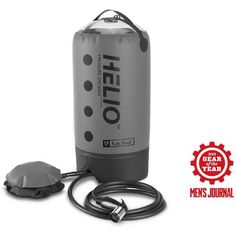 Nemo Equipment Helio Pressure Shower * Find out more details by clicking the image : Camping gear
