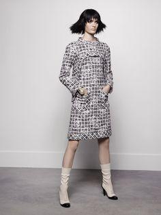 Detalles del desfile de #Chanel #PFW #pasarela #runay #moda #fashion P/V 2014