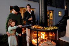 Outdoor-Öfen - Karlhuber Michael - Kachelöfen mit Idee