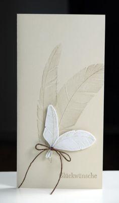 Blütenstempel: federleicht Stempel Hero Arts ...sehr schön...