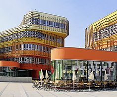 Willkommen am Campus WU - WU Executive Academy Vienna.