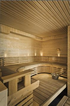 Sauna- a place I can't live without