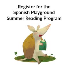 Spanish summer reading program helps kids strengthen language skills. http://www.spanishplayground.net/summer-reading-program-registration/
