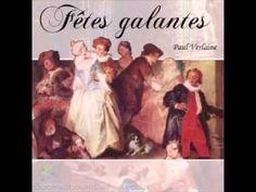 [Fetes Galantes] [PAUL VERLAINE] [Livre Audio Libre Francais] Audiobook ...