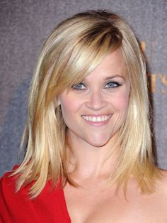 Medium Length Hairstyles With Bangs For Thick Hair