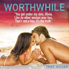 Cover Reveal  Worthwhile by Lynne Silver  Cover Design:MadHat Books  Release Date: March 22 2017    Synopsis  The biggest player in town is about to meet his match.  Bienvenidos a Miami! Welcome to the hottest party scene in the U.S.. Where one sexy man in the 305 is about to meet a woman who tempts him to change his wicked ways. And for him she may be willing to get a little naughtyor a lot.  Drew Weaver is co-owner of the hottest club in Miami with all the women he wantsuntil his sick…